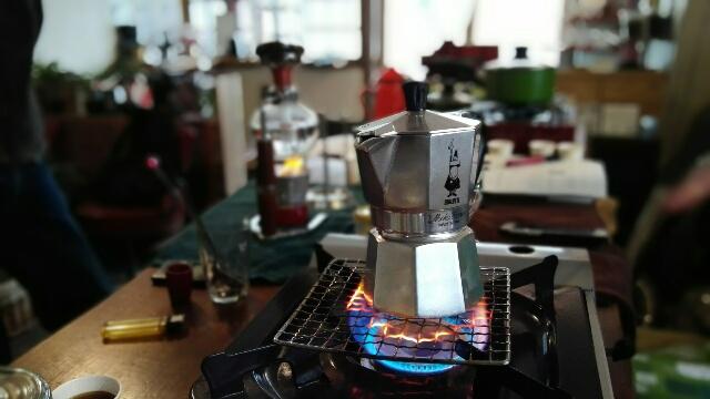 抽出器具_マキネッタ(モカ)_喫茶路地コーヒー教室