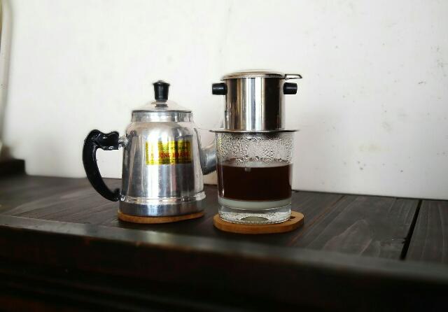 ベトナムコーヒー器具_喫茶路地