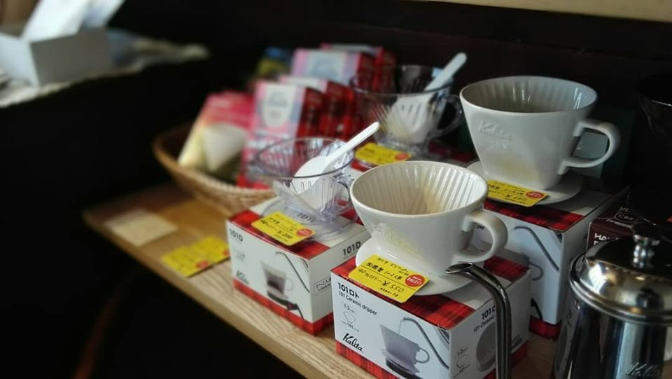 喫茶路地 コーヒー器具sale
