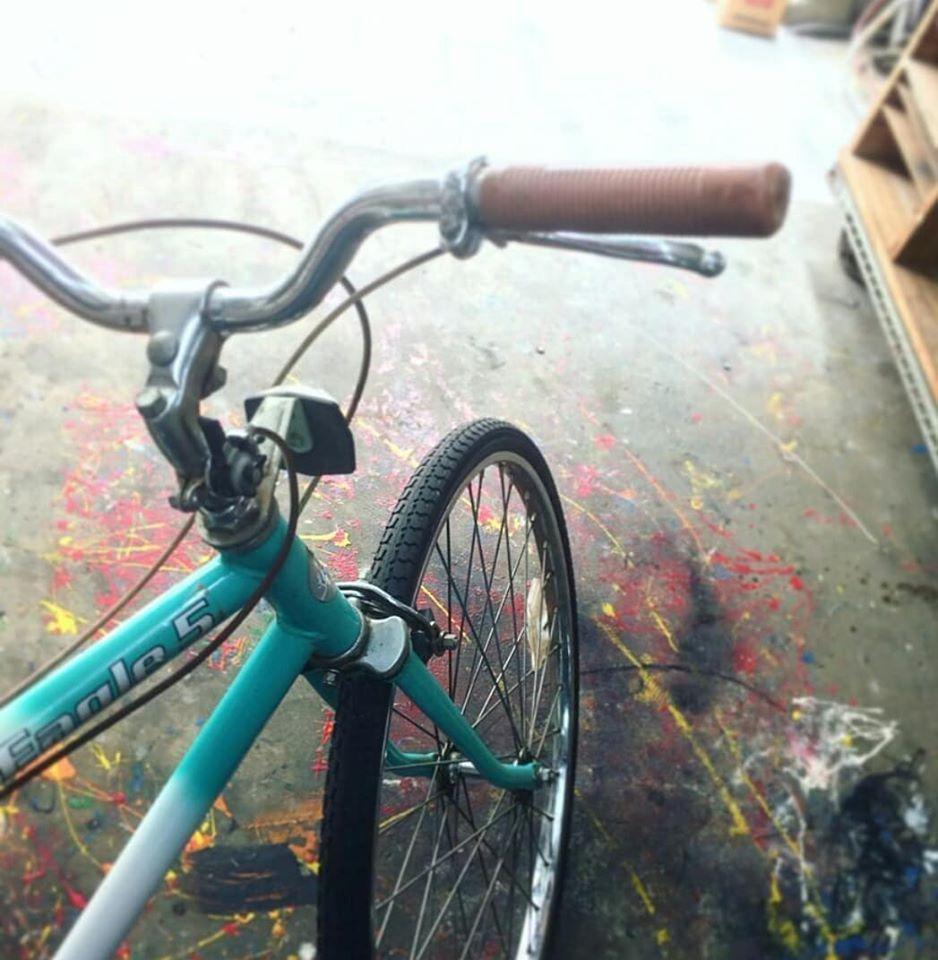 リトルバード 自転車祭り 喫茶路地