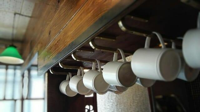 喫茶路地 オリジナルコーヒーカップ
